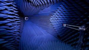Apple anechoic chamber