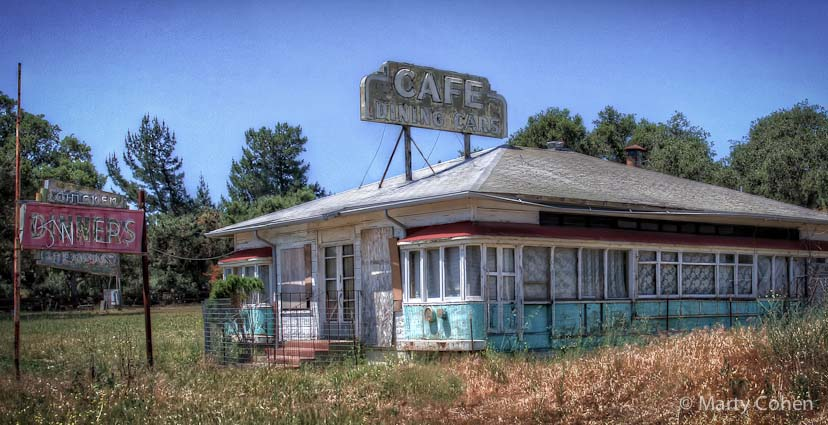 The Old Diner