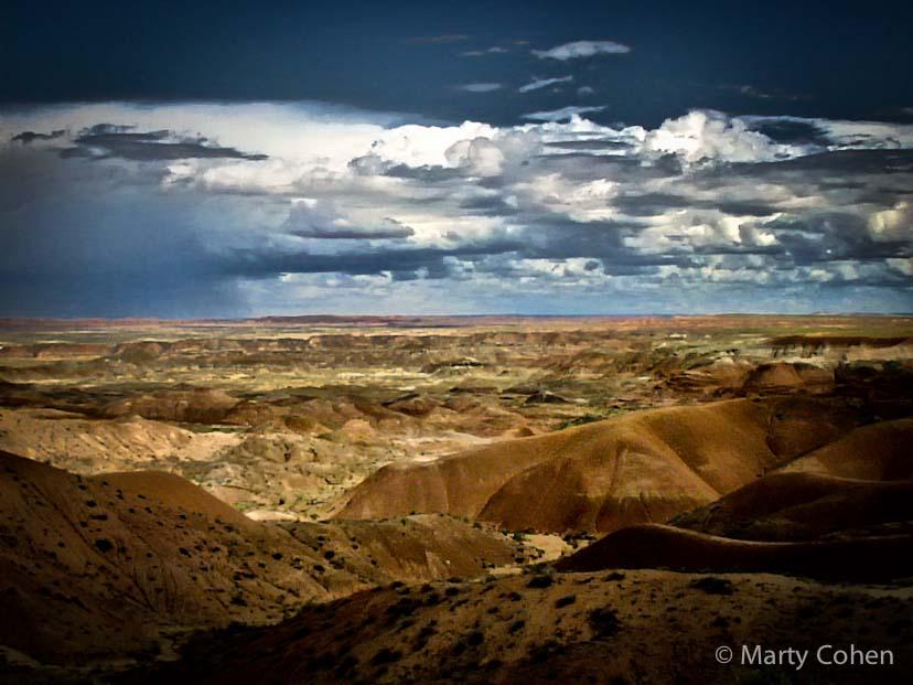 The Painted Desert