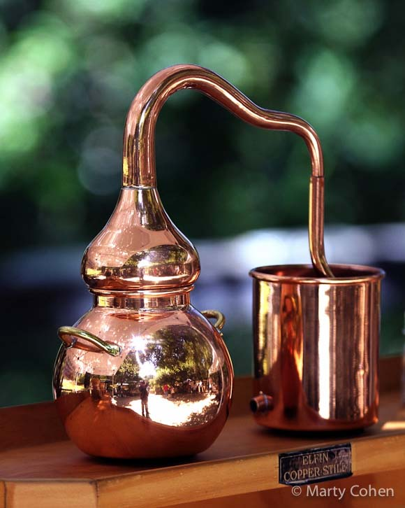 Elfin Copper Still | Marty Cohen Photography