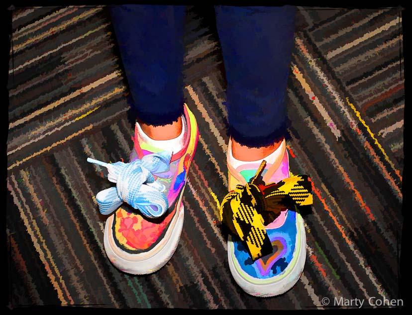 Reiko's Shoes