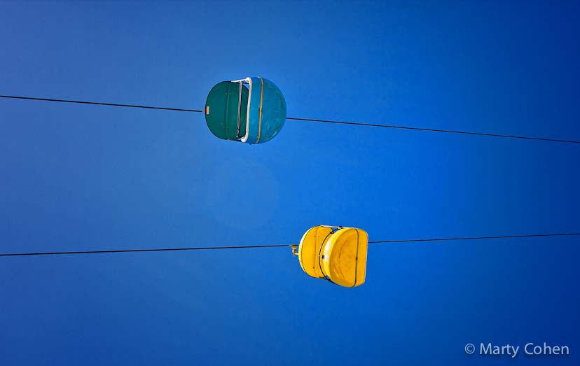 Sant Cruz Boardwalk Skyride
