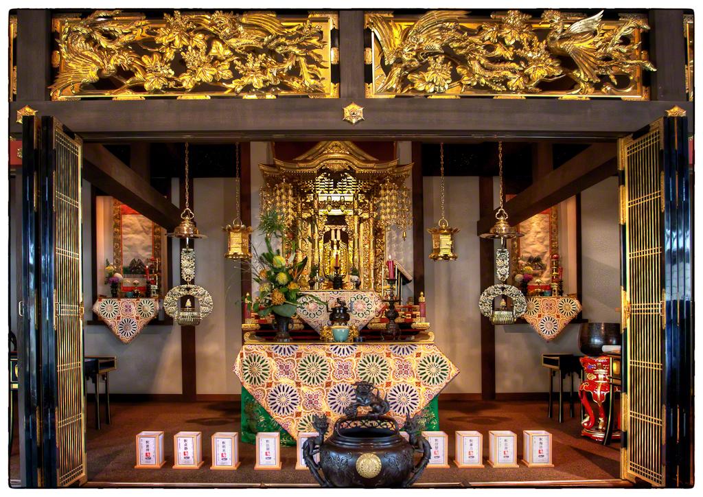 Monterey Peninsula Buddhist Temple