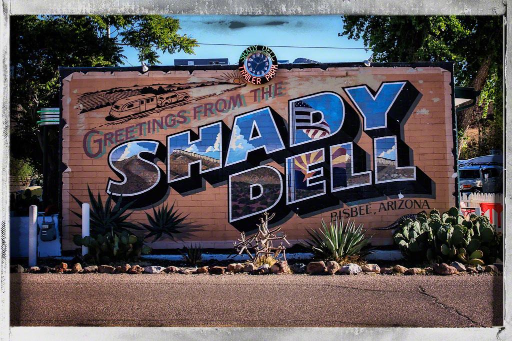 Shady Dell Trailer Park