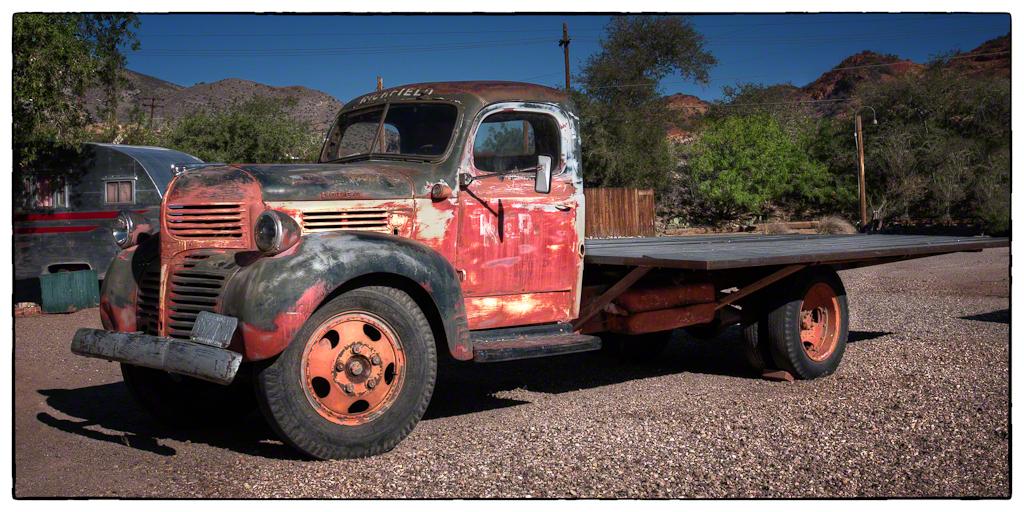 The Richfield Truck