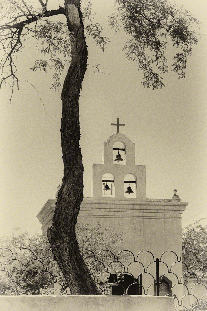Mission San Xavier Mortuary Chapel
