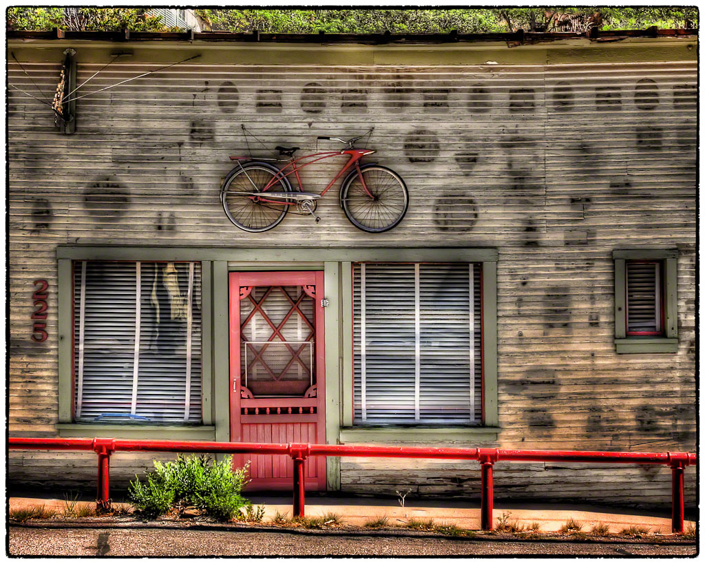 The Bicycle and the Door