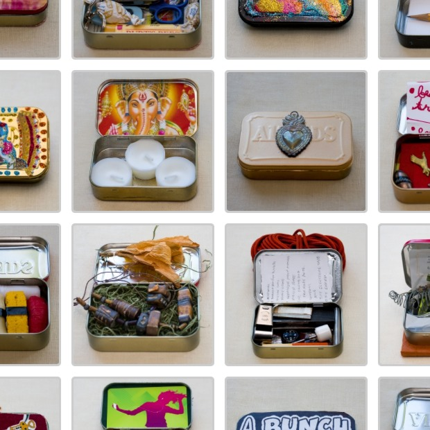 Click here to see the Altoids boxes