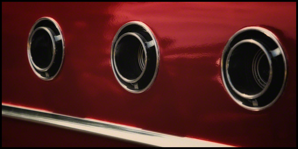 1955 Buick Special Classic Buick Portholes