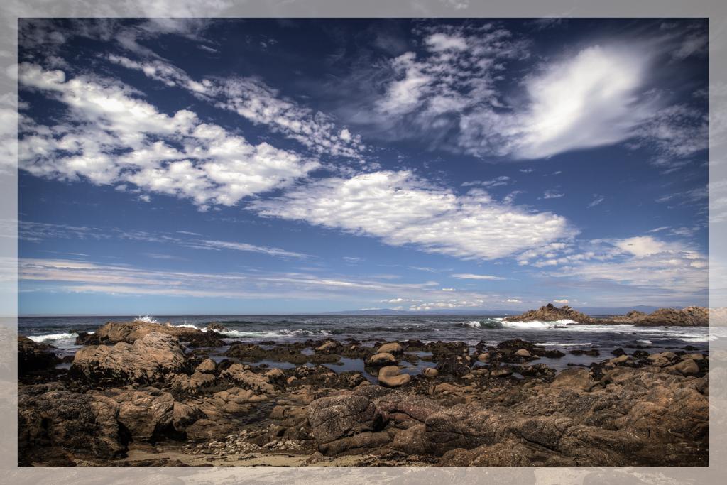 Pebble Beach Clouds