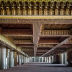 Main Hall - Hassan II Mosque Casablanca