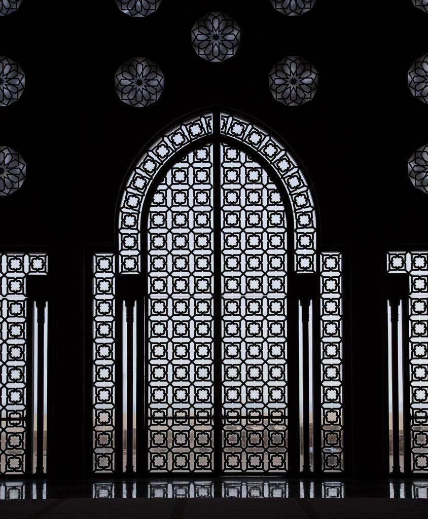 Morocco-Hassan-II-Mosque Casablanca