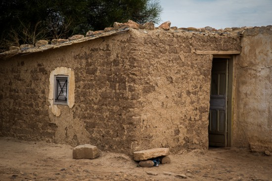 Morocco-rural home