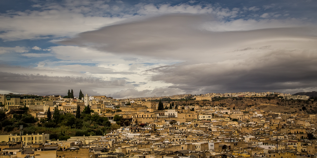 Clouds Over Fez