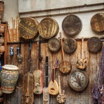 Musical Instruments in the Medina