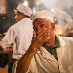 Another Food Vendor in the Marrakesh Square