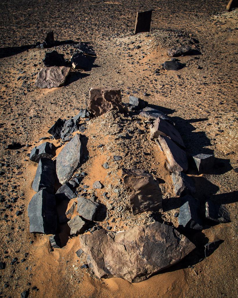 Berber Nomad Child's Grave
