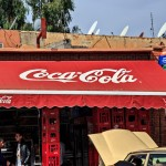 Coca-Cola in Marrakesh