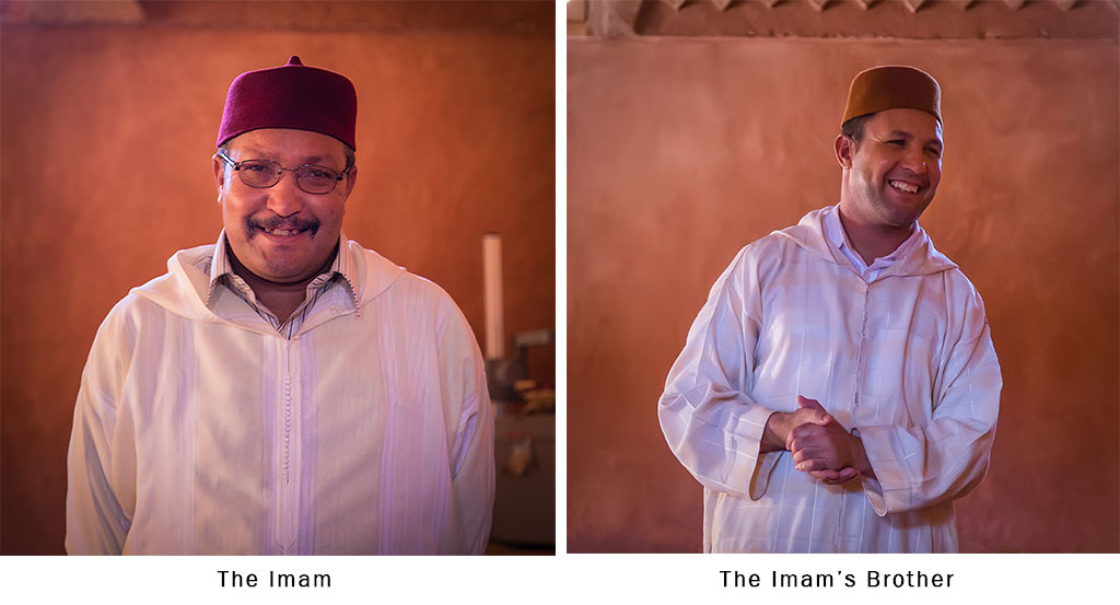 The Imam and his Brother