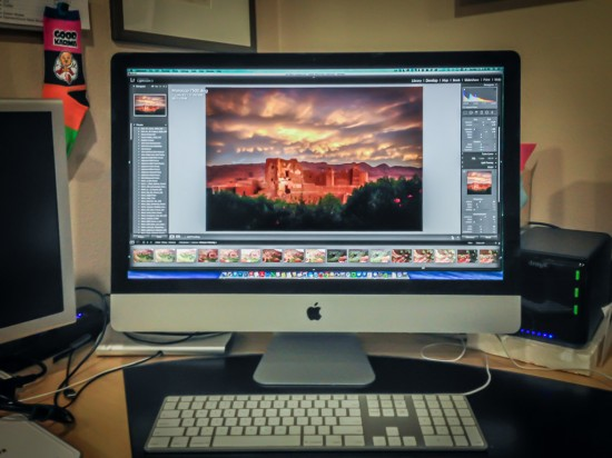 New iMac 2014