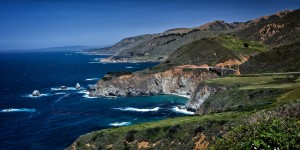 A Sunny Day in Big Sur
