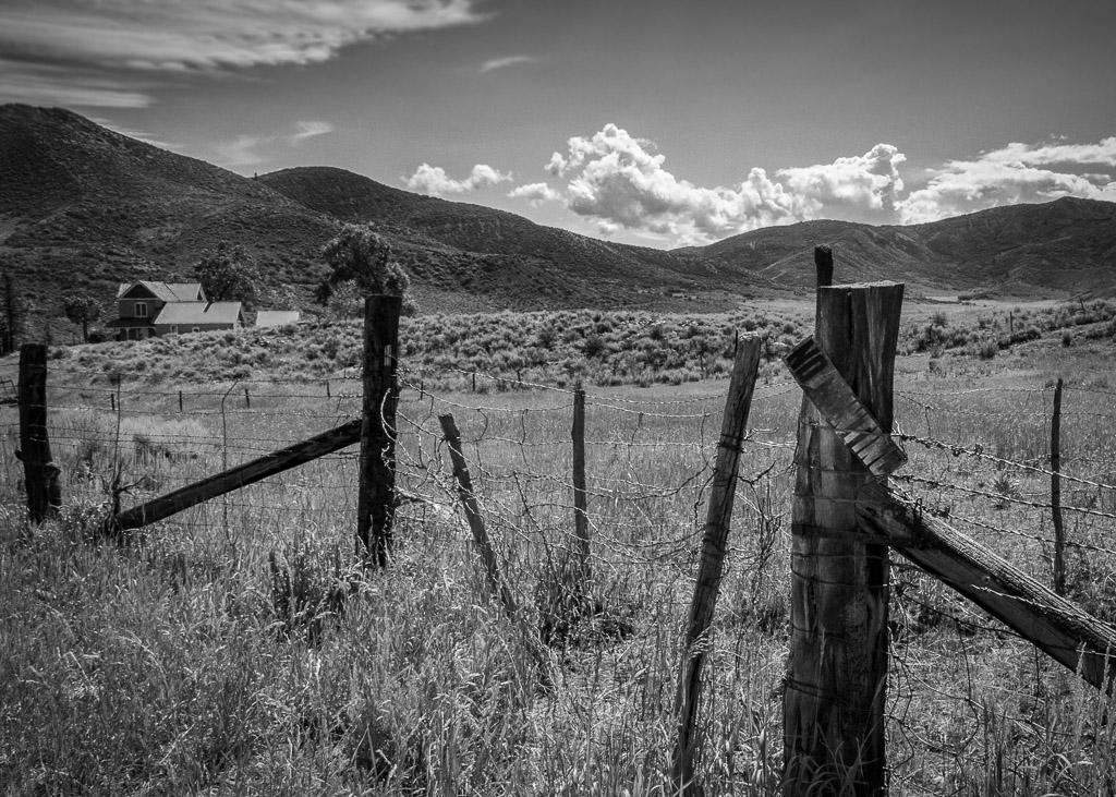 No Hunting on this Colorado ranch land.
