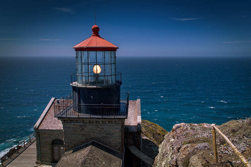 Point Sur Lighthouse - The Light