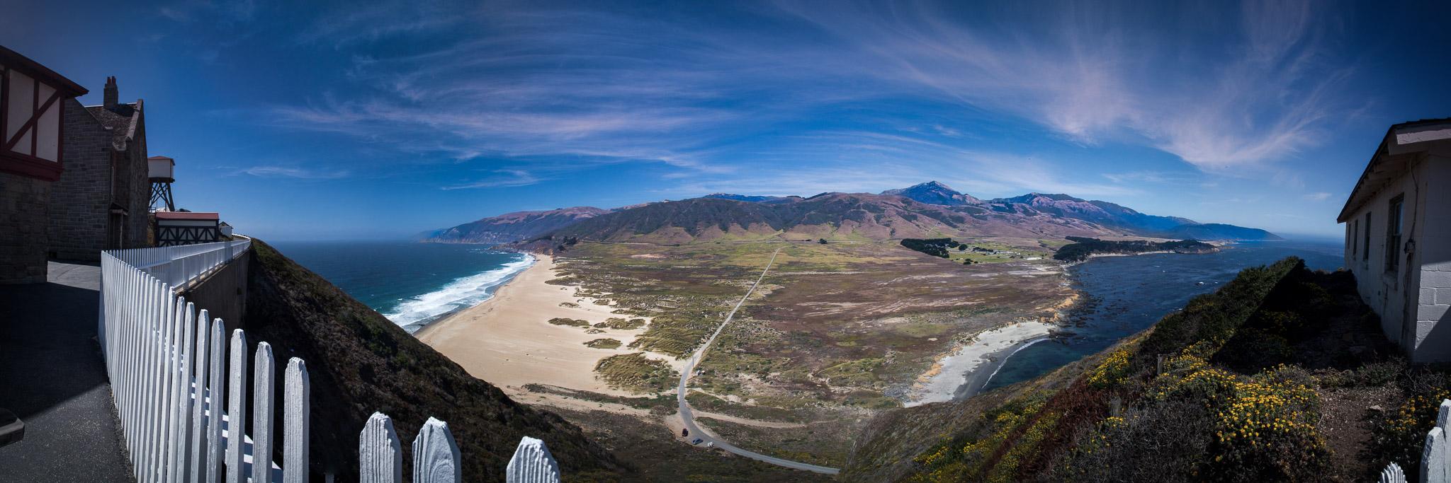 Point Sur Panorama