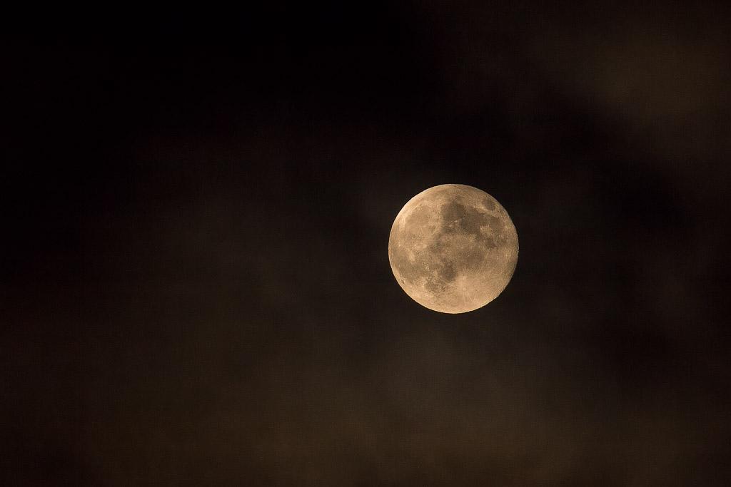 Super Moon - August 2014