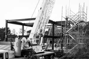 Steel construction - Carmel
