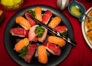 2015 New Year Sushi