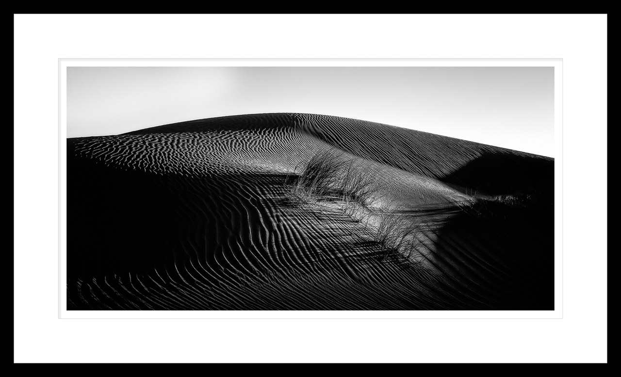Light on the Sahara
