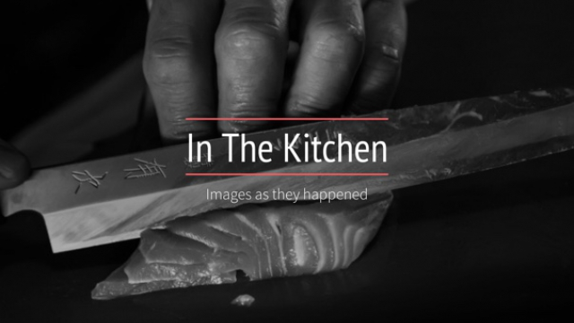 In The Kitchen – A Photo Project