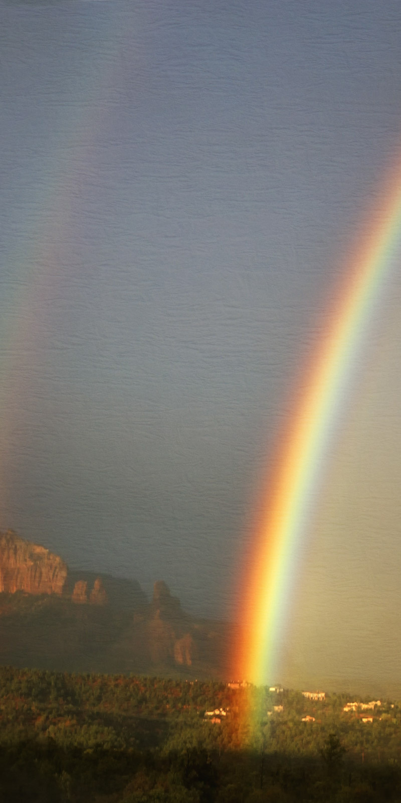 Sedona Double Rainbow