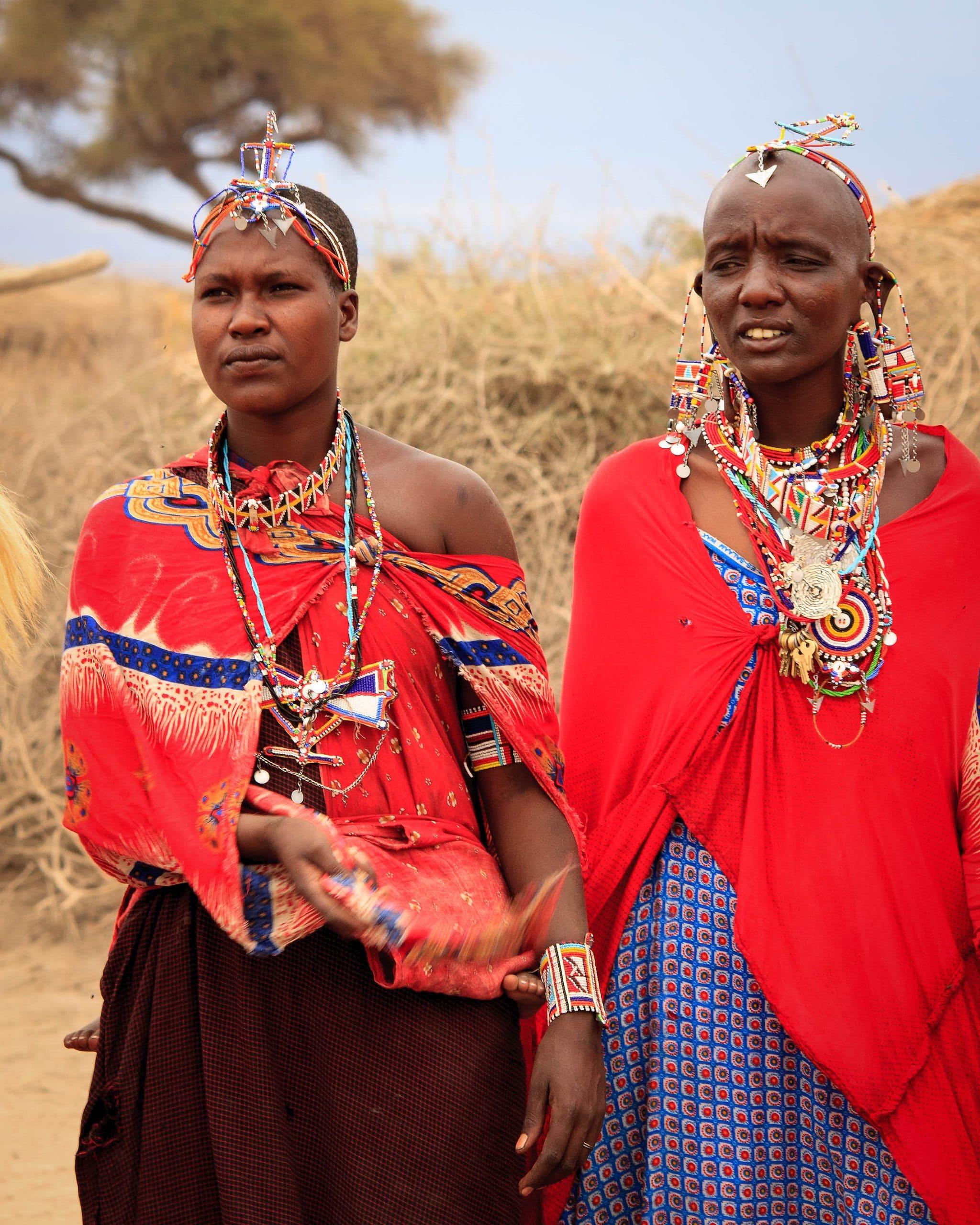 Amboseli Maasai Women