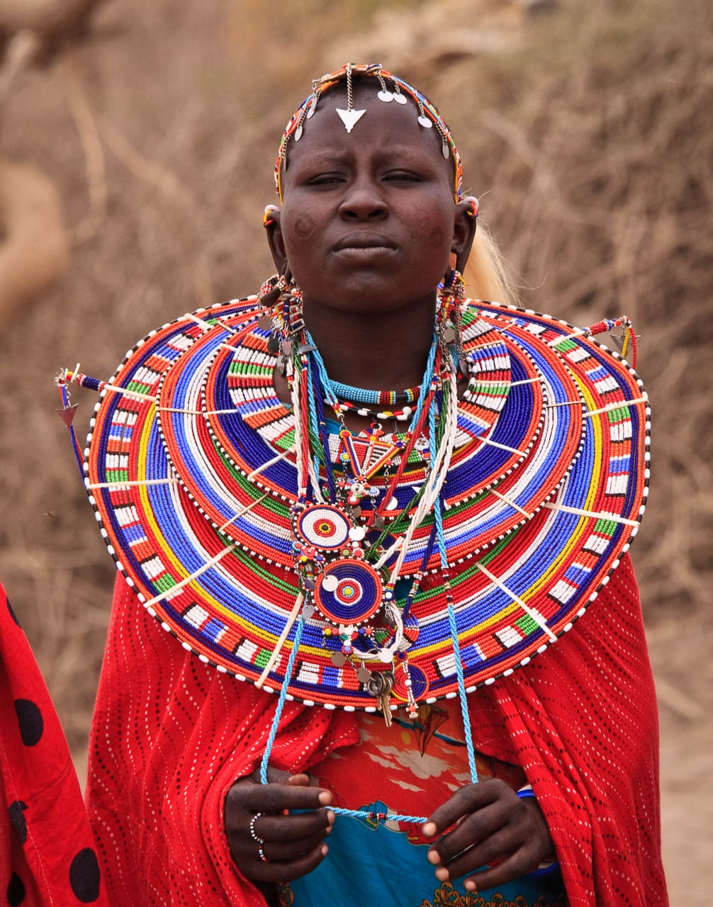 Masai Woman 02