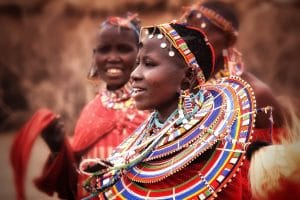 Masai Woman 04